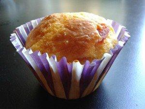 muffin chorizo